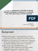 SWMM Presentation