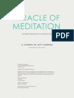 Meditation Web