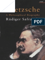 Safranski, Rudiger - Nietzsche_ a Philosophical Biography (Granta, 2002)