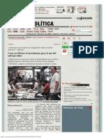 La Jornada_ Crece en México El Movimiento Para El Uso Del Software Libre