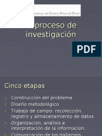 P5 PROCESO DE INVESTIGACIÓN
