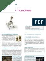 Les bêtes humaines - Dossier pédagogique