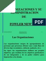 F-newton - Organizacion