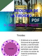 fisiopatologia  tiroides