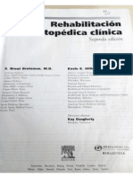 Rehabilitacion Ortopedica- 2 Edicion- Brotzman
