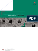 Deprived of freedom