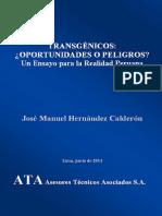 p09 Transgenicos Oportunidades o Peligros