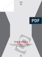 The Missing - brochure
