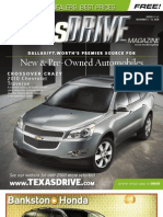 TexasDrive Magazine November 2-15, 2009 Issue