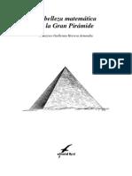 La Belleza Matemática de La Gran Pirámide