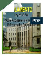 ley 16744