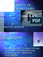 Benefits of Bio-monitoring[1]