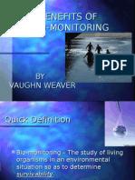 Benefits of Bio-monitoring[1]