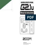 Manual Zoom g2 1nu