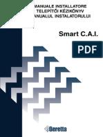 Manual Instalator Smart CAI