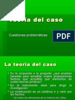 Teoría del caso - Nueva presentación