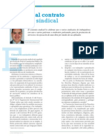 Revision Al Contrato Colectivo Sindical - Tema de Portada