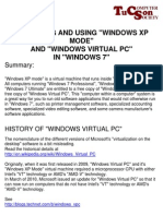 Windows Virtual Pc