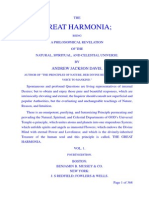 GreatHarmoniaVol1 - Andrew Jackson Davis