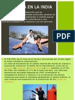 Gestion Energetica en La India