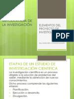 Clase 2 - Proyecto de Inv.