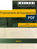 01 Línea de Financiamiento Extra Bancario Para El Sector Pesquero