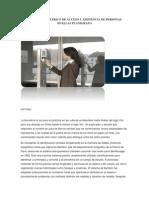 propuesta de software para control de asistencia de persona
