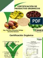 04 Certificación de Productos Orgánicos 2