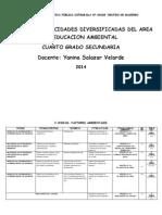 Diversificacion e.a. Cuarto 2014