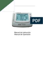 Manual 4 Line Tech3E