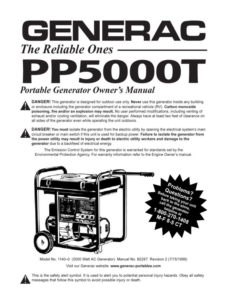 generac 5000 watt generator wiring diagram wiring diagramgenerac 5000 watt  generator manualgenerac 5000 watt generator wiring