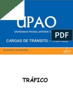 Cargas de Tránsito - Tráfico - 2014