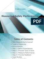 Measuring Safety performance Slides