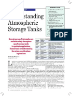 Understanding Atmospheric Storage Tanks