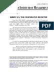 AIM (C) the Cooperative Revisited