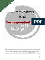 Cdn Rapport Activite 2013