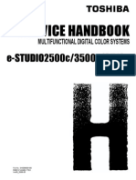 toshiba estudio 455se full service manual
