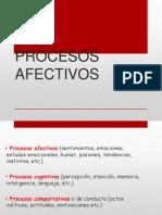 diapositivas procesos afectivos