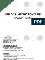Abb Dcs Architecture