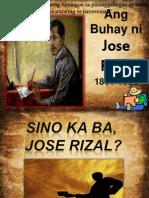 Ang Buhay Ni Rizal