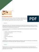 Canine Gastroenteritis