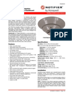 FSI-851 (Ion Smoke Detector)