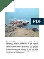 Mineralogia, Informe Morro Solar