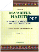 Maariful Hadith - English - Vol 2