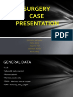 Surgey Case Ppt