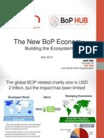"Webinar on""BoP Hub"