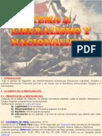 4.- LIBERALISMO Y NACIONALISMO