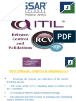 RCV (Release, Control & validation)--PDF