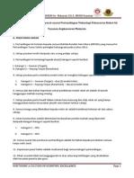 Peraturan Umum Dan Syarat Pertandingan Pelancaran Roket