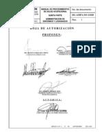 Pm Dg-Asipa-so-11020e Salud Ocup. Administracion de Enfermos y Lesionados